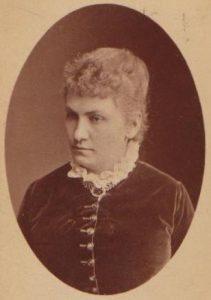 Anna Melitta Foedisch, Gründerin Porzellanfabrik