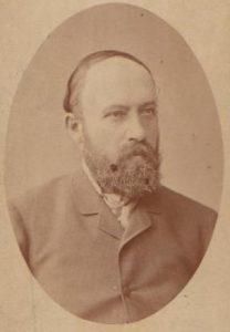 Georg Bruno Foedisch , Gründer Porzellanfabrik